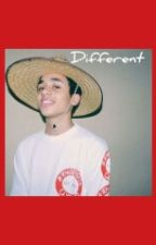 Different (Jaden Delarosa) by cuzislay