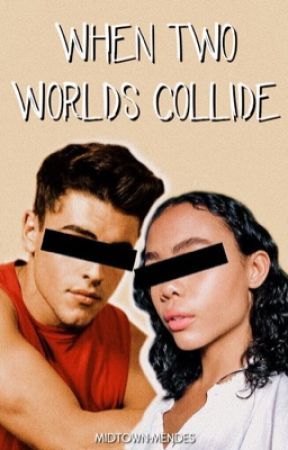 When Two Worlds Collide ➳ Jack Gilinsky by omahajohnson