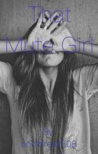 That Mute Girl by maua14