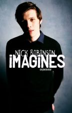 nick robinson imagines by skydooooo