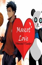 Mascot Love [KnB! Aomine Daiki X Reader] by Kiddy90