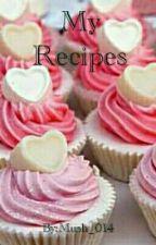 My recipes by Mush_014