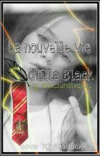 La nouvelle vie d'Ella Black by unelycanthrope