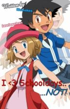 Armourshipping: I <3 Schooldays (not).... by I3ookes