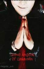 *ON HOLD* Come Angels Of Unknown by thatgothic_punk