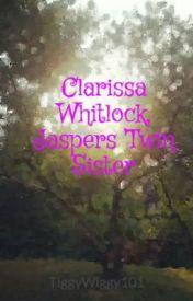Clarissa Whitlock  Jaspers Twin Sister by TiggyWiggy101