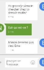 SMS a son idole by EloHrn
