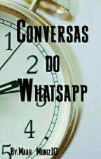 Conversas do Whatsapp by maahmuniiiz