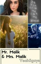 Mr. Malik & Mrs. Malik by yeah5gays