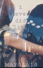 I never did like snakes (2) by MAYOLA10