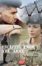 Escaping from the army by Yvonneisginger
