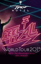 Parte 3: Feel It All World Tour 2015 Latino América by SolPacheco5