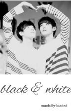 black&white // meanie (texting) by macfully-loaded
