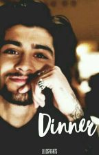 Dinner • zm [Night Changes #1] by pxynegirl