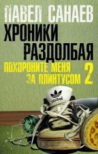 Хроники Раздолбая. Павел Санаев. by Alisa281992