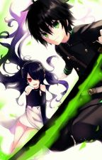 Teleported to Owari no Seraph by Alicemiui