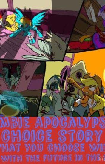 the zombie apocalypse the fluttershy story appledash7757 wattpad