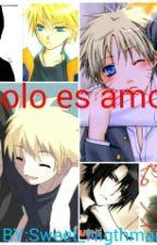 "sasunaru ""Solo es amor"" by Black_Madoka66"