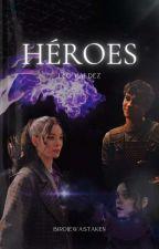Herous ( Leo Valdez y tu) by superheroes_and_me