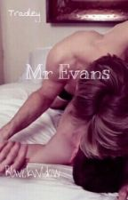 Mr  Evans by BlavckWidow