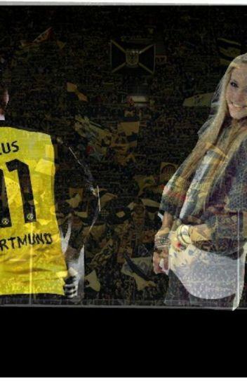 Love or Soccer? (Marco Reus FF)