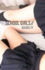 School girls by hashtagraura