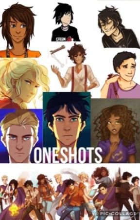 Percy Jackson One Shots by omgitshappenning
