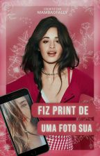 """I took """"print"""" of your picture... - CONCLUÍDA by alrenuggets"""