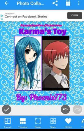 Karma's Toy (Karma x OC) - Christmas (Lemon) - Wattpad