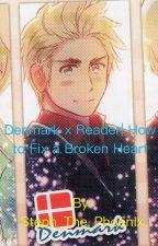 Denmark x Reader  How to Fix a Broken Heart by fefan0218