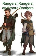 Rangers, Rangers, and A Knight by Loki-Ajin