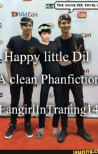 Happy little Dil by FanGirlInTraining14