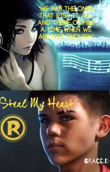 Steal My Heart ~Damian Wayne