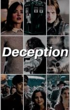 Deception | Clara Oswald & Bucky Barnes {Slow Updates} by demonarsekickers
