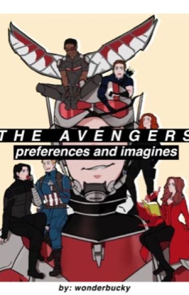 »Avengers prefences and imagines«
