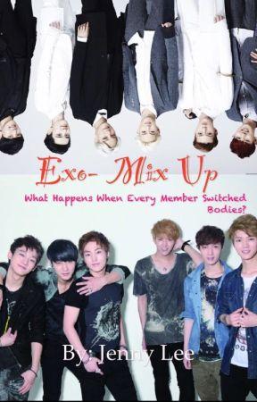 Exo- Mix up by JennyLee_exoL