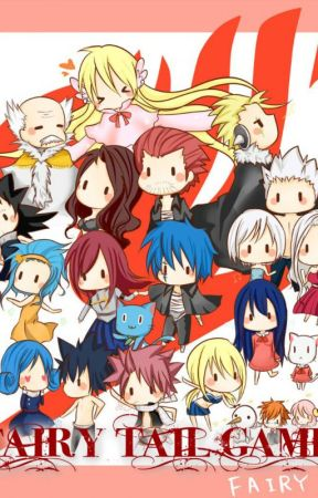 Fairy Tail ~ Games by Loumines