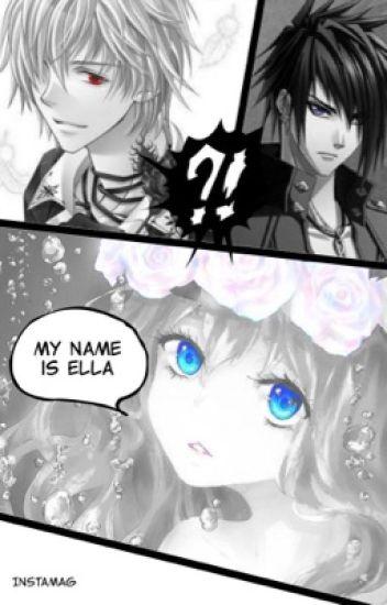 أسمي إيلا