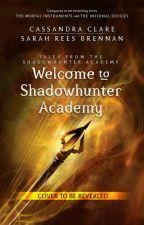 Bem-vindo à Academia dos Caçadores de Sombras - Cassandra Clare by unicornshoney-g