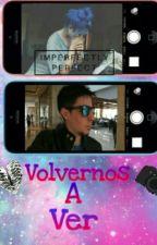 Volvernos A Ver (Segunda Temporada Un Maldito Enano Alexby Y Tu) by AleDeLuqueDiaz77