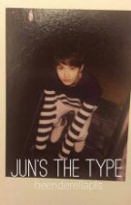 Jun's the type by heenderellapls
