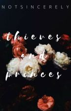 thieves and princes // phan by notsincerely