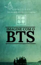 imagine com o BTS by marida_do_kookie