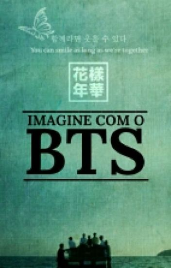 imagine com o BTS