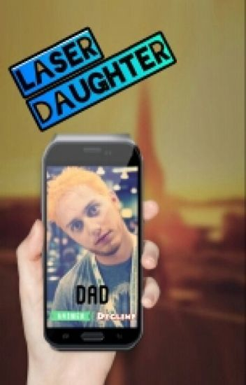 Laser Daughter (Smosh Games Fan Fiction)