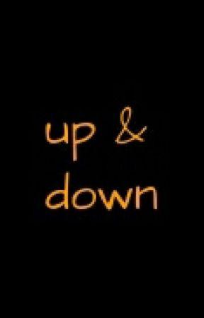 up & down [sadstuck] by TealDeuce
