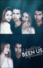 It Should Have Been Us (A Divergent High Sequel) by swagnisseverdeen