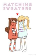 Mabifica Fanfic- Matching Sweaters by Dainty-Ribbon