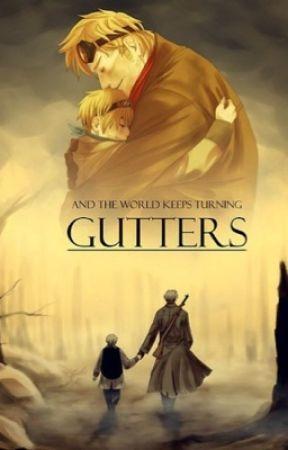 Hetalia Fanfic: Gutters by byem8s
