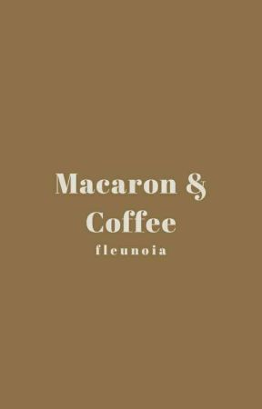Macaron & Coffee √ by deenzet